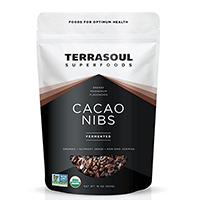 Terrasoul-Суперхраните-Raw-Био-Criollo-Какао-Нибз