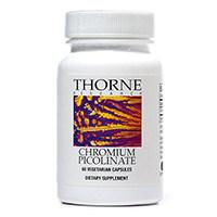Thorne Badania Pikolinian chromu
