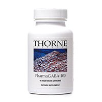 Thorne Research PharmaGABA-100