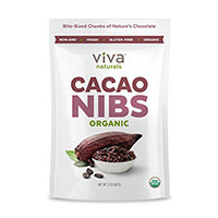 Viva Labs Raw Cacao Nibs