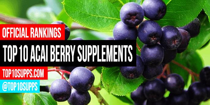 beste acai-Berry-aanvullings om te koop-dit-jaar