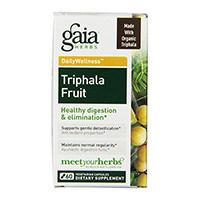 Gaia Herbs Triphala Fruit