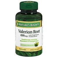 Natury Bounty Valerian Root