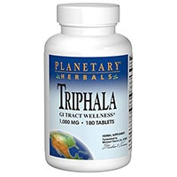 პლანეტარული Herbals Triphala