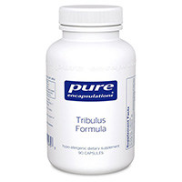 Pure капсули Tribulus Формула