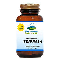 Pure Mountain Botanicals Full Spectrum triphala