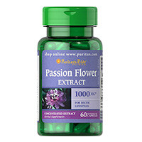 Puritan ylpeys Passion Flower Extract