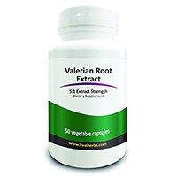 Real Extracto de hierbas de raíz de valeriana