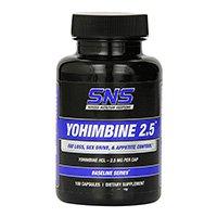 SNS-Υοχιμβίνη-2.5