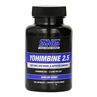 एसएनएस-yohimbine-2.5