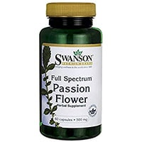Swanson Premium სრული სპექტრი Passion Flower