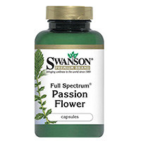 Swanson haut de gamme Full-Spectrum Passion Flower