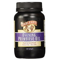 Organic Oils ni Barlean Organic Evening Primrose Oil