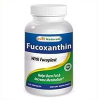 Migliori Naturals #1 Fucoxanthin con Fucoplast Miscela