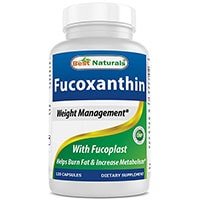 Best Naturals Fucoxanthin With Fucoplast Blend