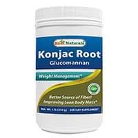 Best Naturals-Glucomannan-Powder