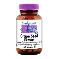Bluebonnet σούπερ φρούτα Εκχύλισμα σπόρων σταφυλιού