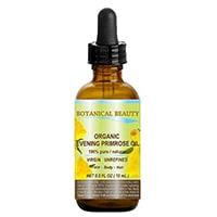 Botanical Beauty ORGANIC EVENING PRIMROSE OIL