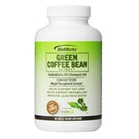 Extrait Dietworks Green Coffee Bean