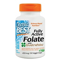 Doctor's Best Best Fully Active Folate