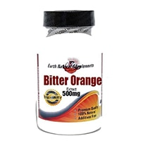EarhNaturalSupplements Bitter Orange Extrakt