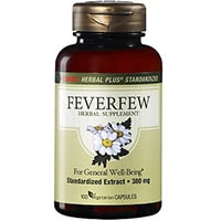 Εκχυλισμα Gnc Herbal Plus Feverfew