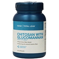 GNC Σύνολο Lean χιτοζάνη με Glucomannan