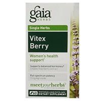 Gaia Kräuter Vitex Berry