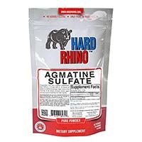 Hard-Rhino-Agmatina-solfato-Polvere