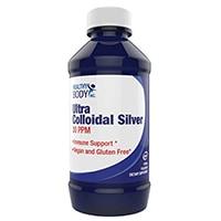 स्वस्थ शरीर कोलाइडयन चांदी 30ppm