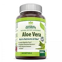 A base di erbe-segreti-Aloe-Vera-capsule