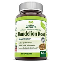 Herbal Secrets Dandelion wortel