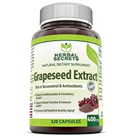 Herbal Secrets Grapeseed Extract