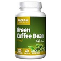 Extrait Jarrow Formulas Green Coffee Bean