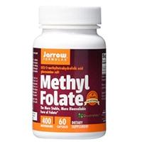 Jarrow Τύποι Methyl Φυλλικό οξύ