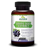 Jazzee Naturals Grape Seed Extract