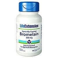 Life Uitbreiding spesiaal Coated bromelain