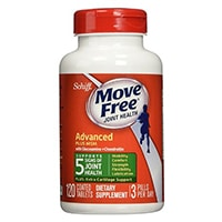 Move Free Glucosamine Chondroitin MSM and Hyaluronic Acid Joint