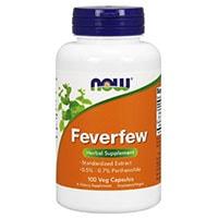 Bây giờ thực phẩm Feverfew
