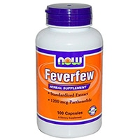 NOW Foods Feverfew