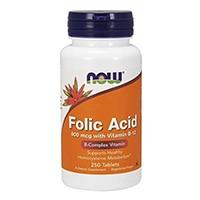 NOW Foods Folic Acid