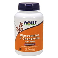 NOW Foods Glucosamine & Chondroitin с MSM