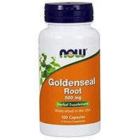 Bây giờ thực phẩm rễ Goldenseal