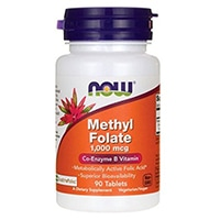 NOW Foods Methyl Folate