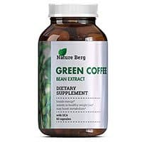Nature Berg Natural Raw Green Coffee Bean Extract