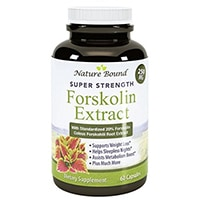 Nature Bound Natural Coleus Forskolin Extract
