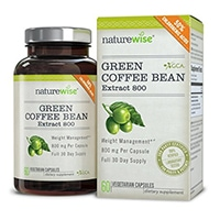 Ekstrak NatureWise Green Coffee Bean