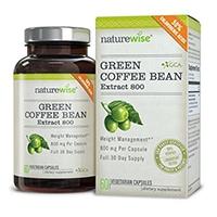 Extrait NatureWise Green Coffee Bean