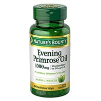 Bounty Evening Primrose Oil Природата