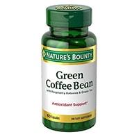 Bounty vert Coffee Bean Nature framboise Cétones & thé vert Capsules